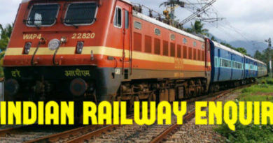 Indian Railways Enquiry