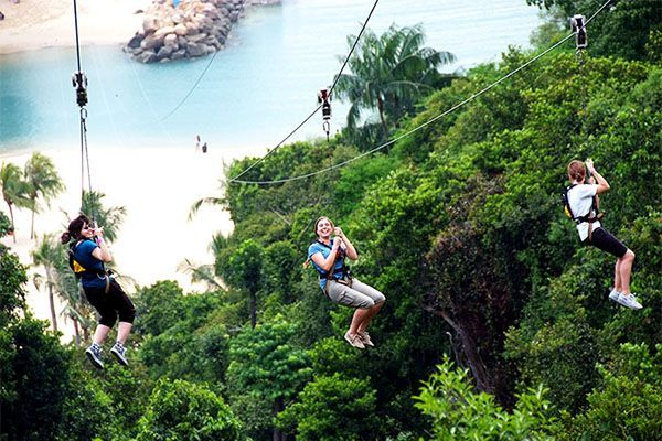 Singapore Adventure Packages