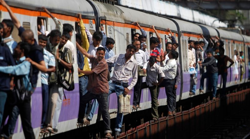 local trains in mumbai