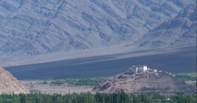 Matho Monastery in Ladakh