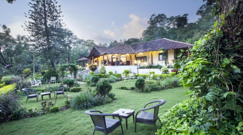 village resorts in south India